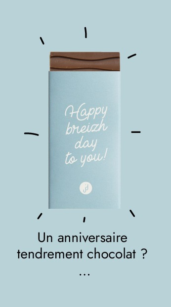 Un anniversaire tendrement chocolat